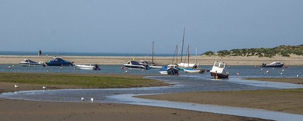 Newport in Pembrokeshire, Wales - a Holiday Haven