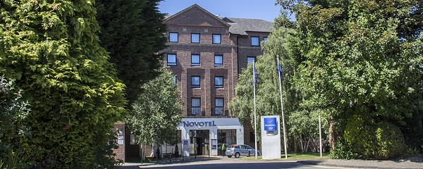 Novotel in York, England