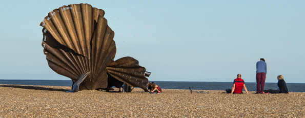 Music and Molluscs in Aldeburgh, Suffolk
